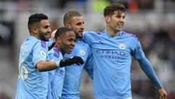 Manchester City Tebar Ancaman Jelang Hadapi Lyon