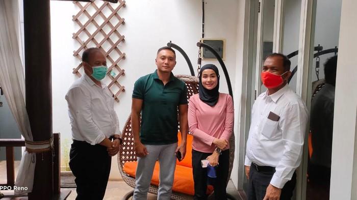 Polisi meminta keterangan Soraya Larasati soal begal payudara