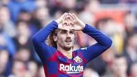Griezmann Pede Banget Barcelona Tembus Final Liga Champions
