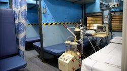 Pertama dalam 167 Tahun, India Setop Layanan Kereta karena Virus Corona