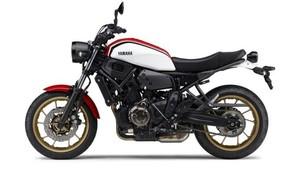 Yamaha XSR700 ABS Terbaru Tampil Jadul