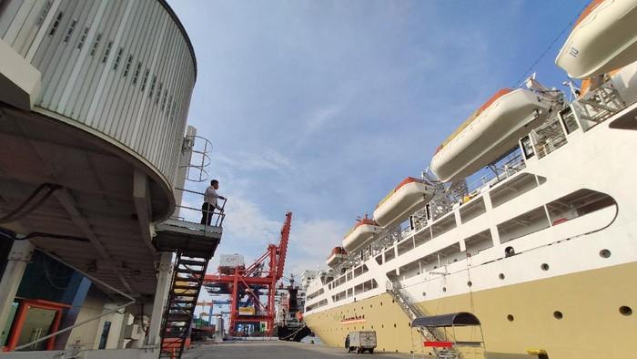 Terminal penumpang nusantara Pelabuhan Tanjung Priok