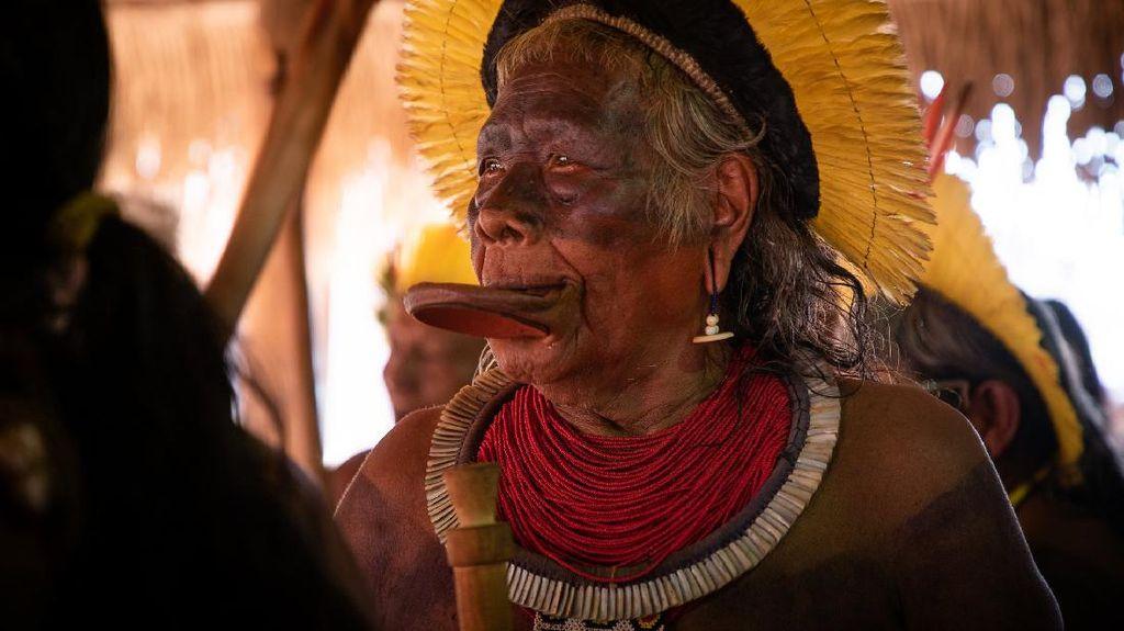 Virus Corona Bisa Musnahkan Masyarakat Adat di Brasil