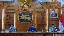 Ada 23 Klaster Penyebaran Corona di Jatim, Asrama Haji Sumbang Paling Banyak