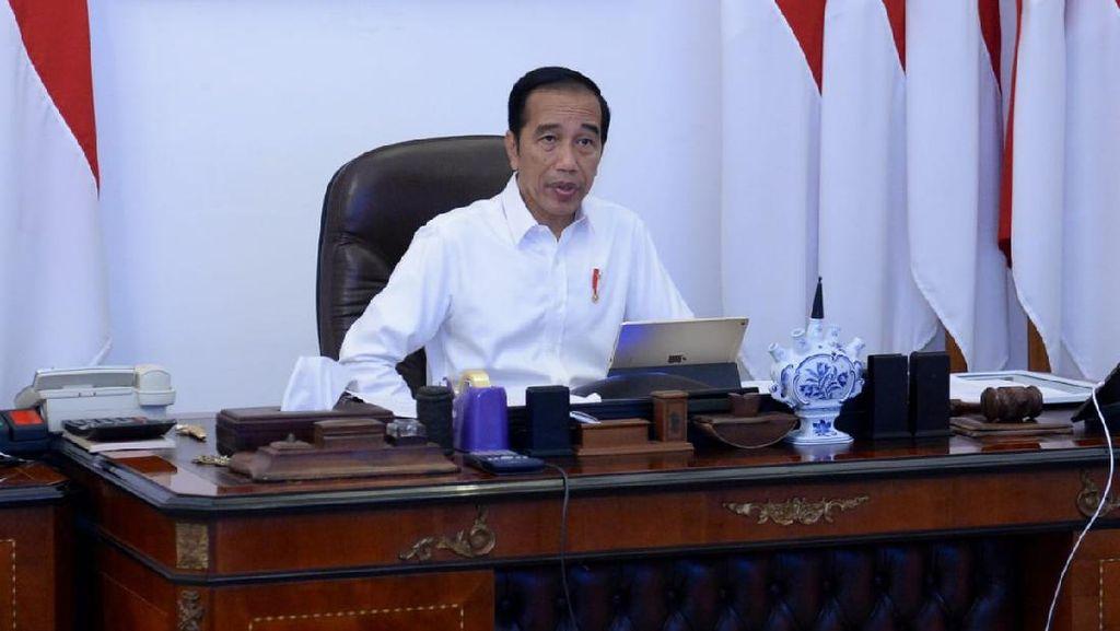 Jokowi Minta Mensos Siapkan Insentif agar Warga dari DKI Tak Mudik
