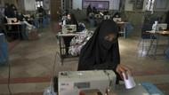 Melihat Semangat Relawan Wanita Perang Lawan Corona di Iran