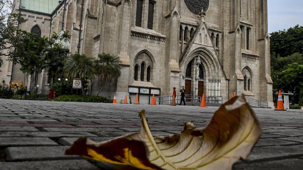 Persiapan Akhir, Sejumlah Gereja Katolik di Jakarta-Bekasi Buka 12 Juli