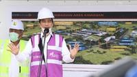 Jokowi Tebar Bansos Rp 600.000/Keluarga