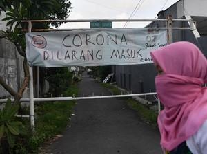 Viral Aksi Kebaikan Penduduk Desa Berbagi Makanan Gratis Demi Cegah Corona