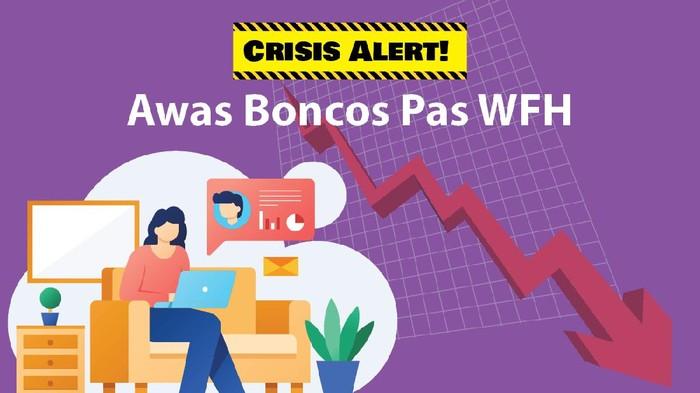 Podcast Tolak Miskin: Crisis Alert! Awas Boncos Pas WFH