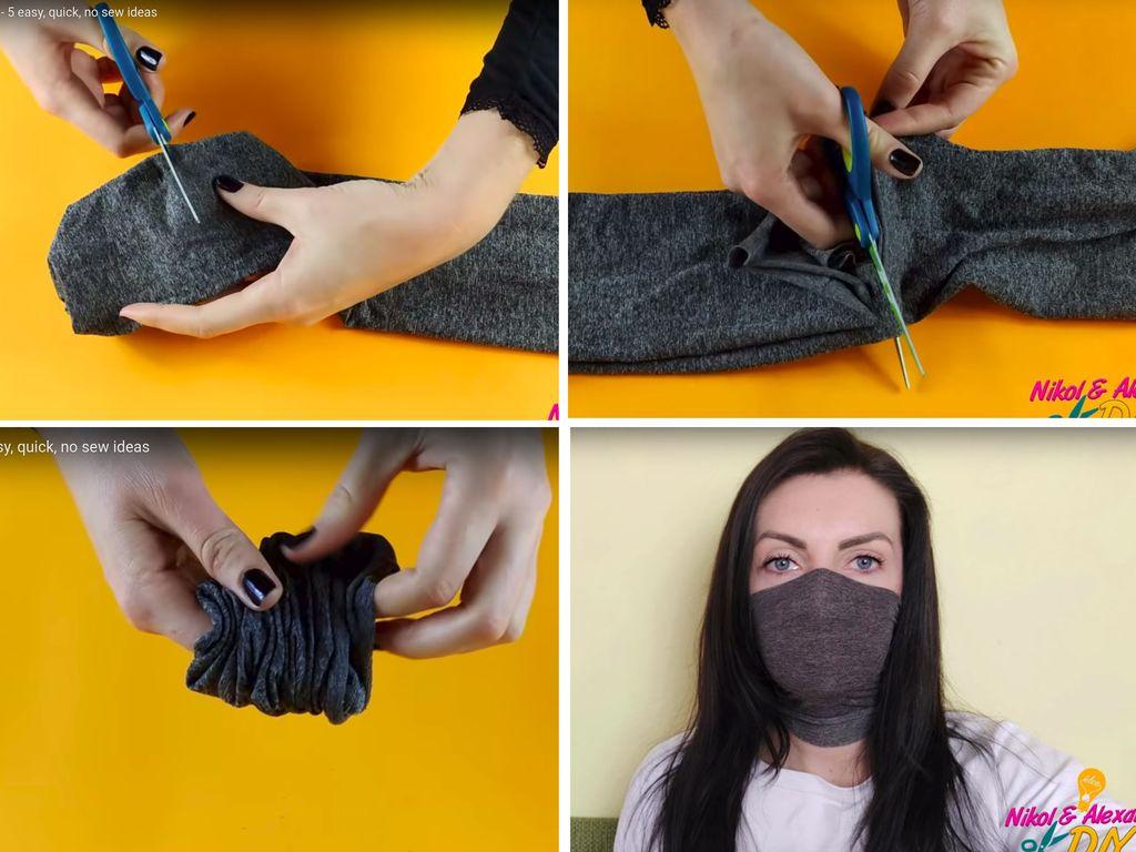 Tutorial DIY masker