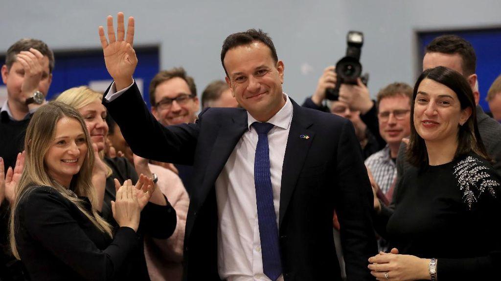 Ini PM Irlandia yang Gabung dengan Tim Medis untuk Hadapi Corona