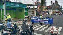 Gelar Operasi Keselamatan Semeru, Polisi Gresik Juga Sosialisasikan Tak Mudik