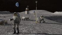 Mau ke Bulan, NASA Andalkan Jeff Bezos dan Elon Musk