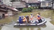 Banjir Rendam Ratusan Rumah di Jambi