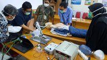 Tim Dosen UGM Bikin Ventilator Portabel untuk Pasien COVID-19