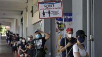 Duterte Perpanjang Lockdown Virus Corona Hingga 30 April