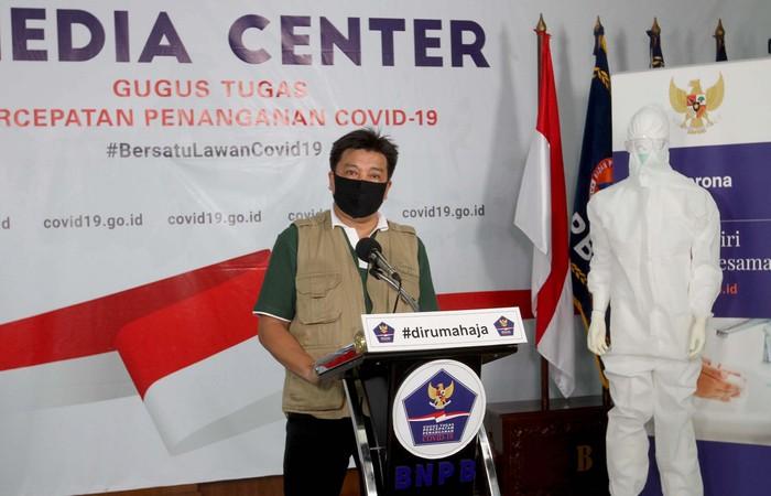 BNPB selaku Gugus Tugas Percepatan Penanganan COVID-19 di Indonesia terus mendapatkan dukungan dari berbagai instansi, termasuk pengusaha di Indonesia. Ini salah satunya.