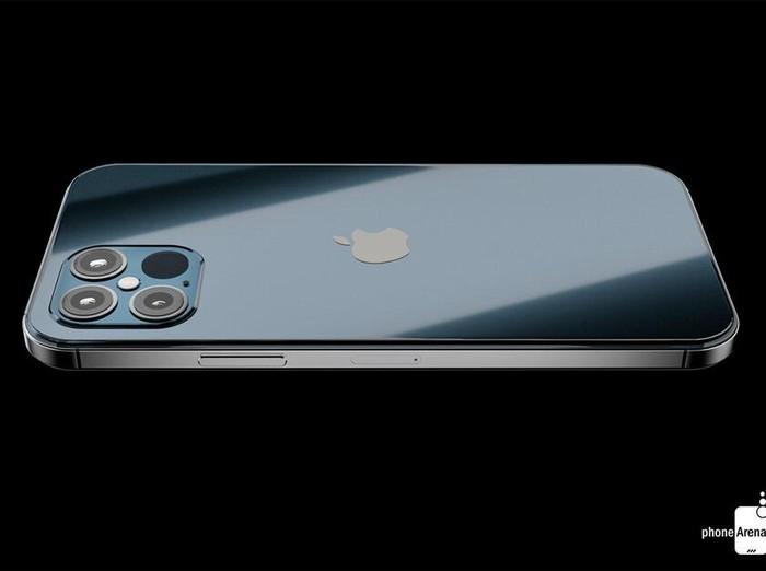 Render iPhone 12 Pro