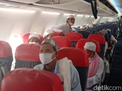 Thai Lion Air Bawa Pulang 111 WN Thailand dari Indonesia
