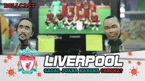Duh, Liverpool Gagal Juara Lagi Setelah 30 Tahun Menanti