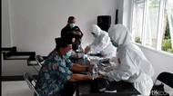 Ratusan Ulama-Kiai di Tasikmalaya Ikuti Rapid Test Corona