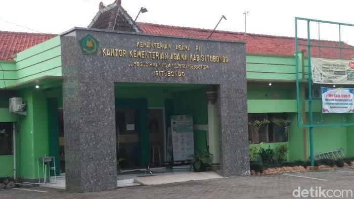 Satu Pegawai Positif Corona Kantor Kemenag Situbondo Ditutup 14 Hari