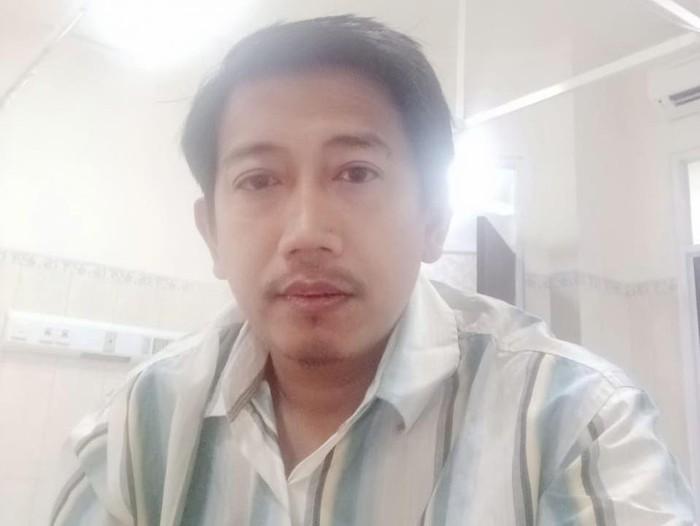 Plt Kadinkes Kabupaten Kediri dr Bambang Triyono Putro