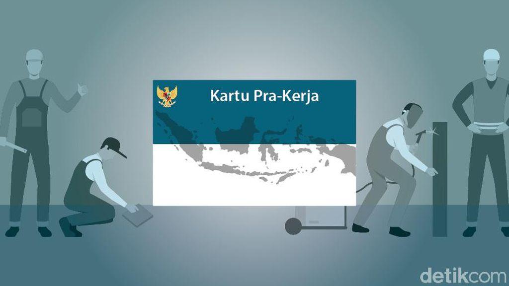 Disorot KPK, Komisi buat Platform Digital Mitra Pra Kerja Dibatasi 15%