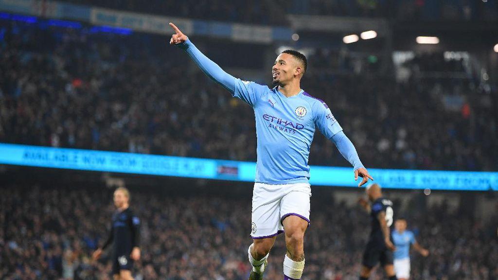 Preview Man City Vs Liverpool: Awasi Gabriel Jesus, The Reds!