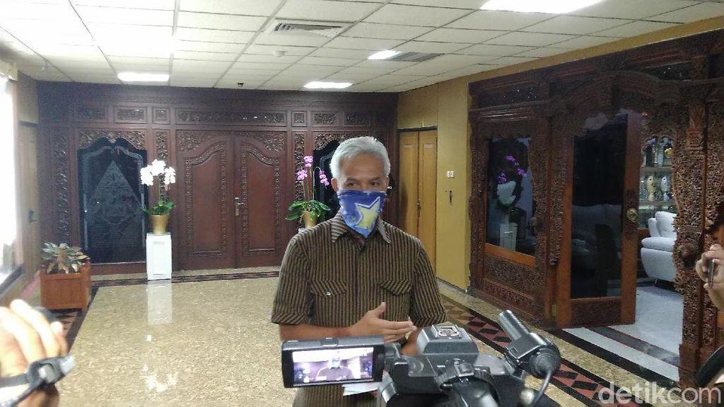 Gubernur Ganjar dan MUI Rapat Bahas Salat Tarawih dan Id