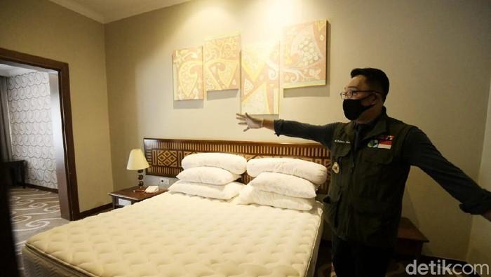 Hotel Bintang Lima Di Bandung Jadi Tempat Penginapan Paramedis Covid 19