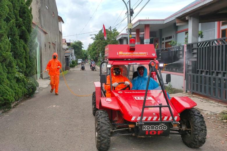 Mobil Nasional Komodo Perang Lawan Corona
