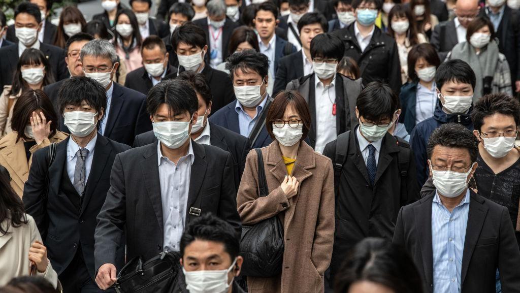 Tanpa Lockdown, Jepang Berlakukan Status Darurat Corona