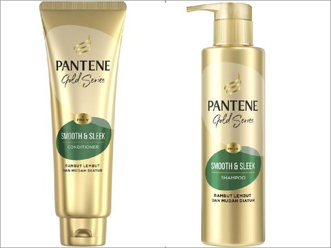Presented by PANTENE