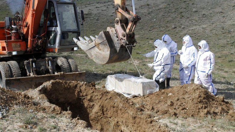 Pemakaman di Timur Tengah