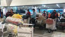 Hasil Rapid Test Negatif, 154 Pekerja Migran Dipulangkan dengan 7 Bus