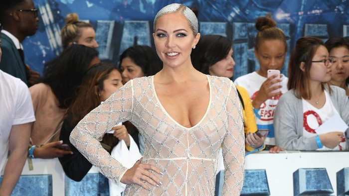 LONDON, ENGLAND - JULY 24:  Aisleyne Horgan-Wallace attends the Valerian And The City Of A Thousand Planets European Premiere at Cineworld Leicester Square on July 24, 2017 in London, England.  (Photo by Tim P. Whitby/Getty Images)
