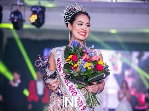Miss England 2019, Bhasha Mukherjee