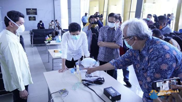 robot ventilator ciptaan its