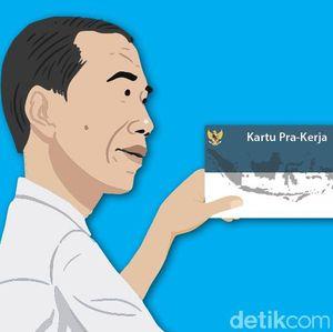 Kartu Pra Kerja Jokowi Meluncur Hari Ini?