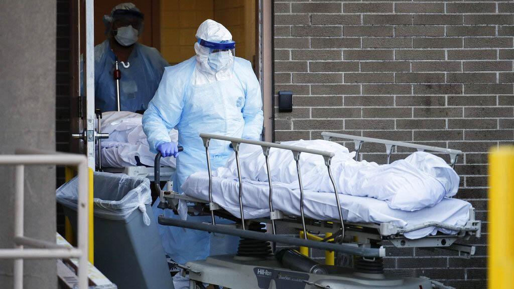 Super Spreader Virus Corona, Pria AS Tulari 15 Orang di Pemakaman dan Pesta