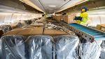 Ini Pesawat-pesawat Raksasa yang Angkut Peralatan Medis Corona
