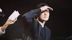 So Ji Sub-Cho Eun Jung Tak Gelar Resepsi Nikah karena Pandemi Corona