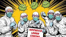 Ini Sebaran 4.001 Pasien Sembuh Corona di RI pada 2 Desember