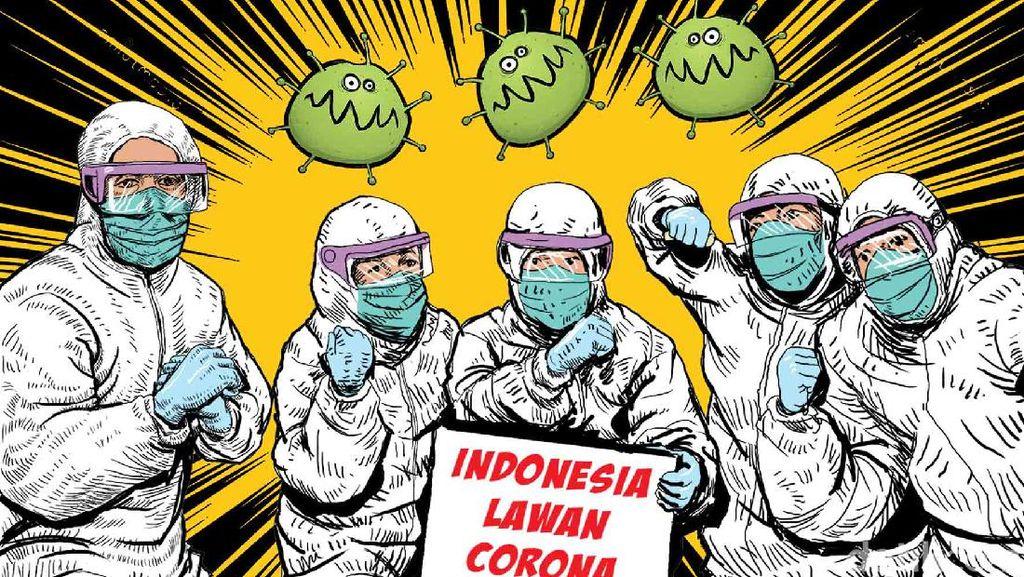 Pemerintah Jamin Nakes Pakai APD Paling Aman, Minta RS Batasi Jam Kerja