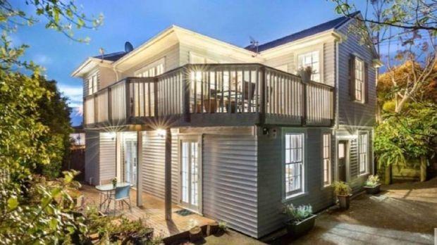Rumah disewakan 1 Dollar di Selandia Baru