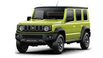Jimny 5 Pintu Makin Dekat Diproduksi, Perkiraan Harga Rp 217 Jutaan