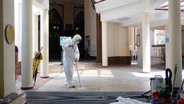Semi Lockdown Resmi Berlaku, Singapura Kini bak Kota Mati