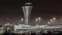 Bandara pun Berubah Jadi Kota Hantu